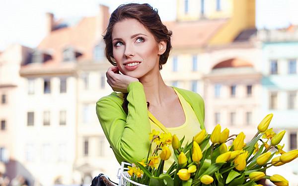 Как выбрать тюльпаны по цвету
